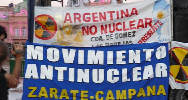 Movimiento antinuclear Zárate Campana