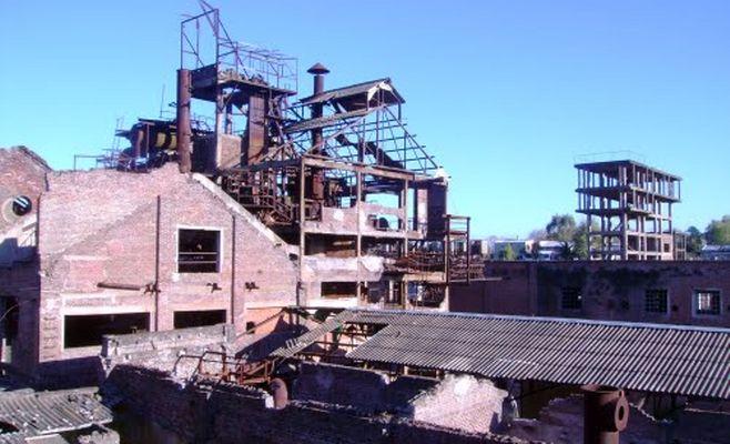 ex fábrica Meteor