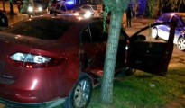 Accidente en Campana