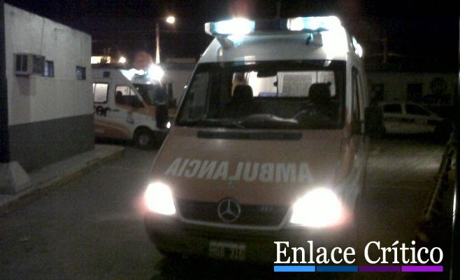 Ambulancia Semzar