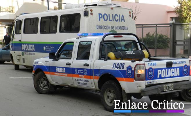 Patrullero Comisaria Policia
