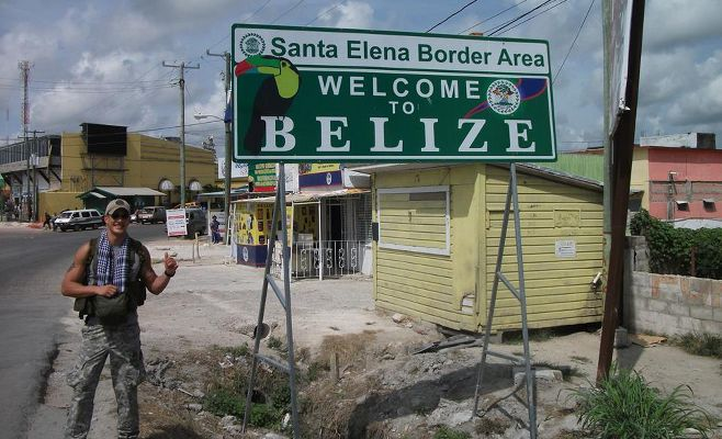 welcome to belize