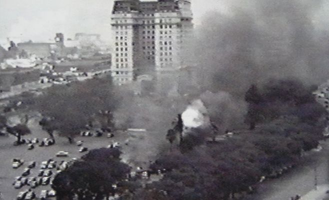 Bombardeo Plazo de Mayo