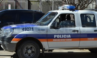 Movil Policial Incidente CADU