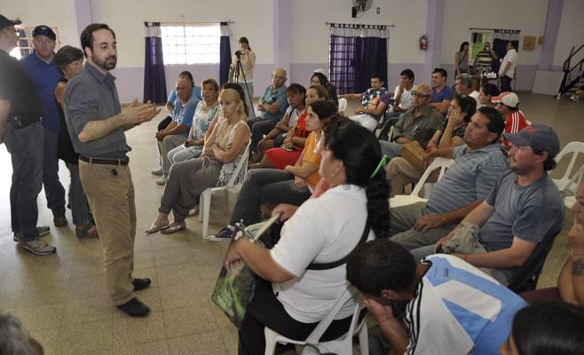 Implentación de Proyecto en La Josefa para ahorrar energía