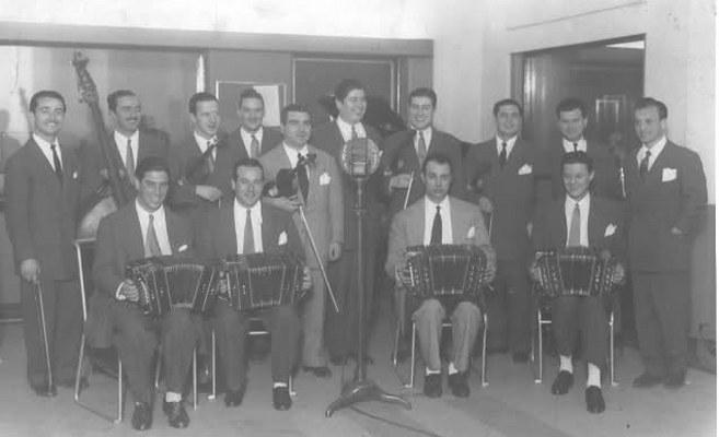 Raúl Berón orquesta