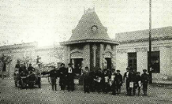 CALLE MAZZINI 1920