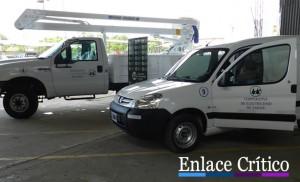 Nuevos Moviles Cooperativa Electrica CEZ 3