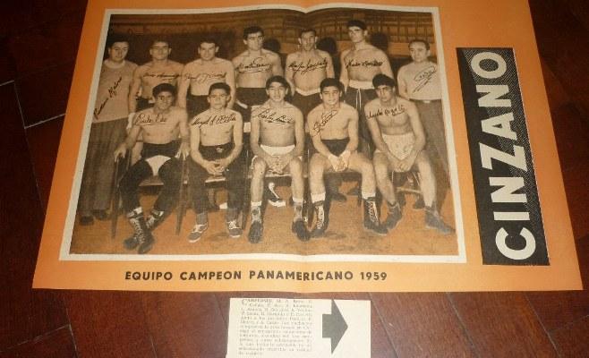 Equipo panamericano