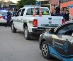 Operativo de Saturacion Policia DPU Gendarmeria Prefectura (4)