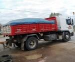control camiones