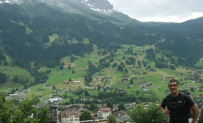 Seba en Suiza