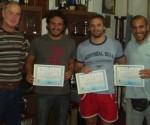 CBC Nadadores Premiados