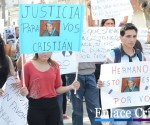 Marcha Inseguridad Cristian Tomas (1)