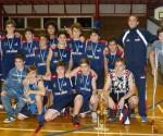 CNZ basquet juveniles