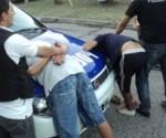 Motochorros detenidos
