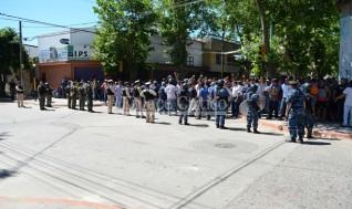 Incidentes UOCRA Rivadavia (3)