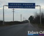 Parque Industrial Entrada