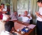El Municipio se reunió con AUSOL y vecinos