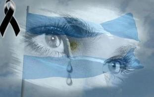 Argentina llora