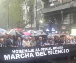 Nisman marcha