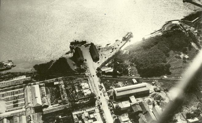puerto de zarate 1939