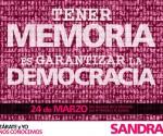 24 de Marzo Sandra Paris