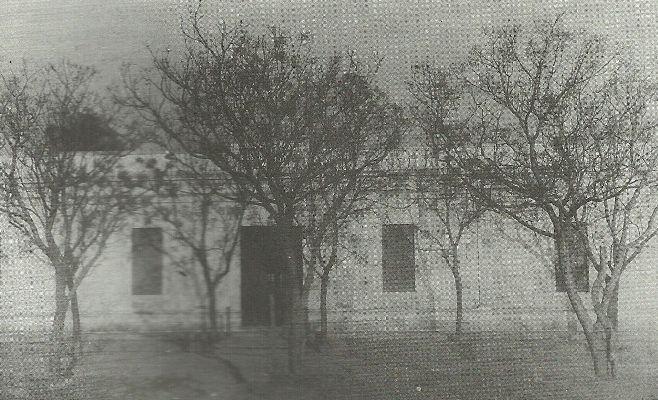 FACHADA VIEJO HOSPITAL