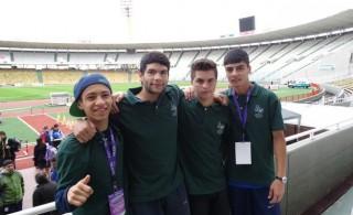 Atletas Lima