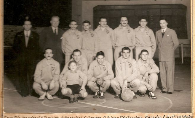 CLUB DEFENSORES. CAMPEONATO 1951