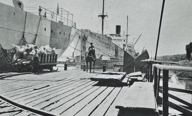 Muelle 1920