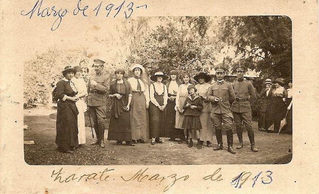 ZARATE. 1913