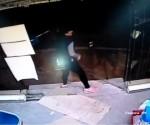 Ladrones en fuga