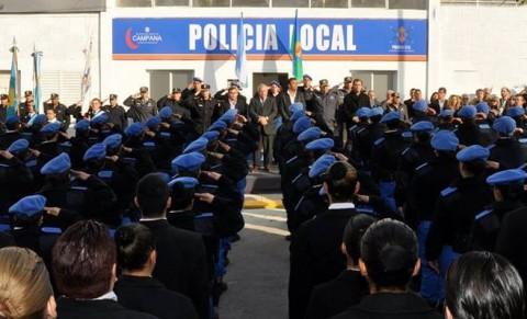 Policia Local Campana