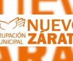 Nuevo Zarate Logo