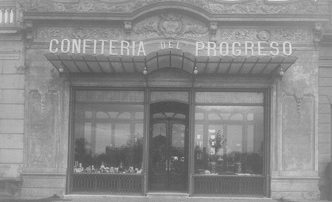 CONFITERIA DEL PROGRESO