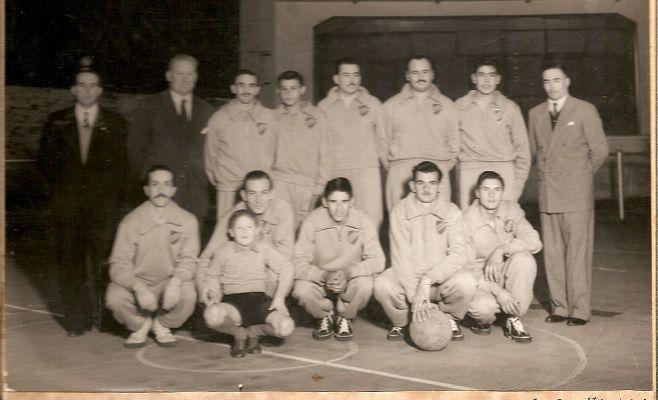 CADU Campeón año 1951