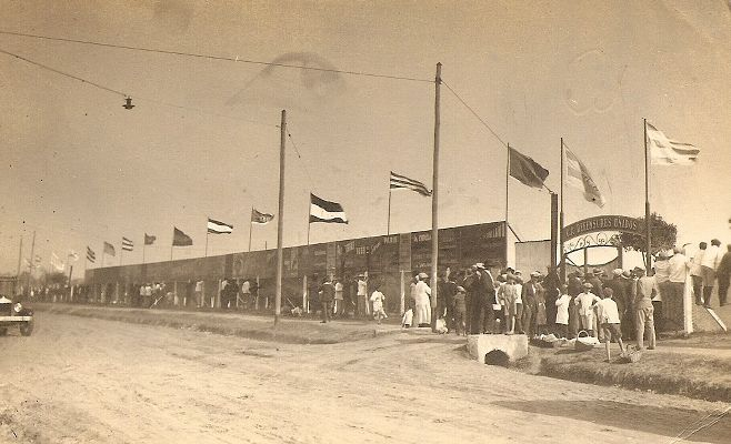 Cancha Club Defensores Unidos, 1932