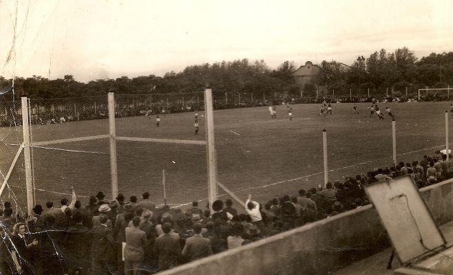 Partido de futbol, CADU