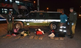 Gendarmeria Droga Lima 3