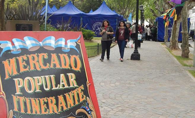 Mercado Popular Itinerante