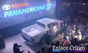 Toyota Hilux Panamericana 11