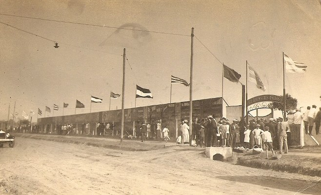 Cancha Club Defensores Unidos. 1932