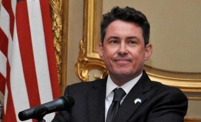 El embajador Noah Mamet visitará Campana