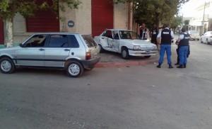 Accidente Moreno y Noya
