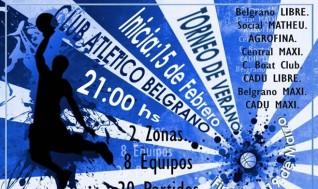 Basquet Belgrano
