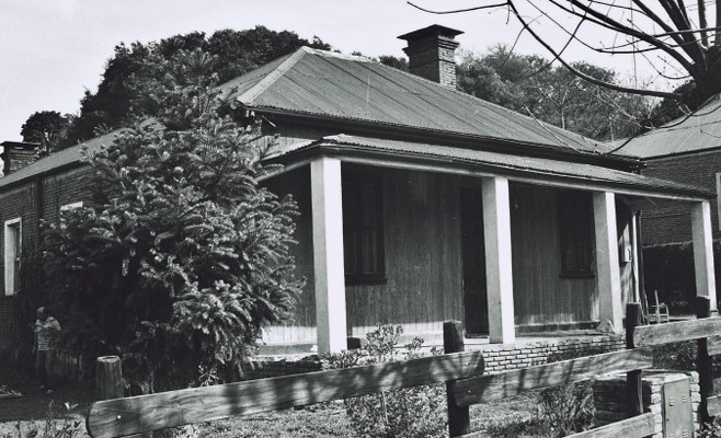villa smithifield HACIA 1990