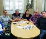 Los concejales FpV Campana