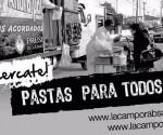 Pastas para Todos La Campora