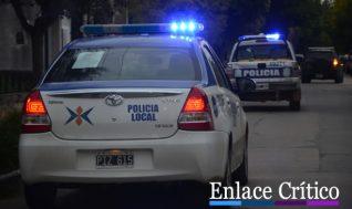 Policia Local Noche 3